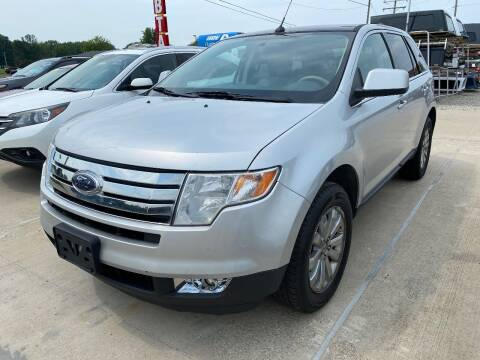 2009 Ford Edge for sale at Brown's Truck Accessories Inc in Forsyth IL