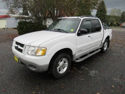 2001 Ford Explorer Sport Trac for sale at Triple C Auto Brokers in Washougal WA