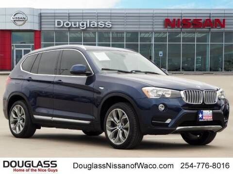 2016 BMW X3 for sale at Douglass Automotive Group - Douglas Nissan in Waco TX