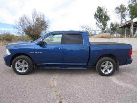 2009 Dodge Ram Pickup 1500 for sale at HOO MOTORS in Kiowa CO