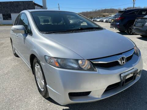 2009 Honda Civic for sale at Ron Motor Inc. in Wantage NJ