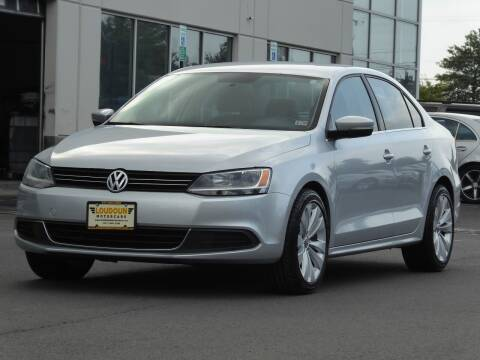 2013 Volkswagen Jetta for sale at Loudoun Motor Cars in Chantilly VA