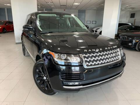 2015 Land Rover Range Rover for sale at Auto Mall of Springfield in Springfield IL