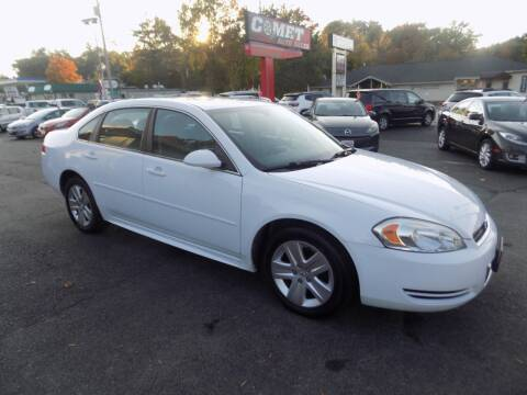 2011 Chevrolet Impala for sale at Comet Auto Sales in Manchester NH