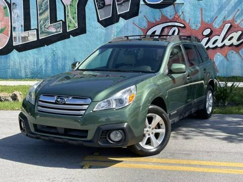 2013 Subaru Outback for sale at Palermo Motors in Hollywood FL