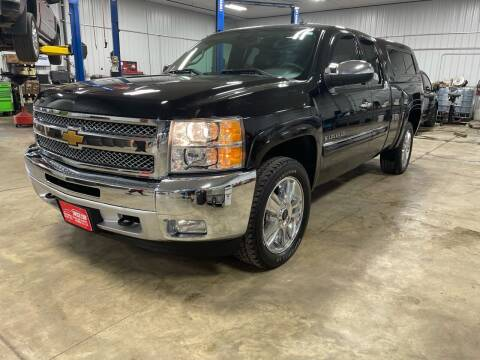 2013 Chevrolet Silverado 1500 for sale at Southwest Sales and Service in Redwood Falls MN