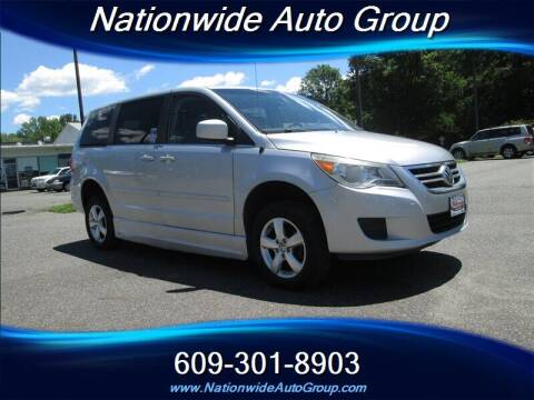 2010 Volkswagen Routan for sale at Nationwide Auto Group in East Windsor NJ
