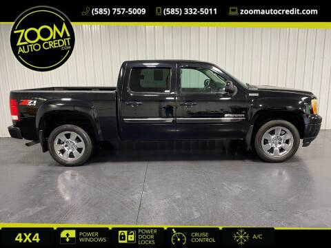 2011 GMC Sierra 1500 for sale at ZoomAutoCredit.com in Elba NY