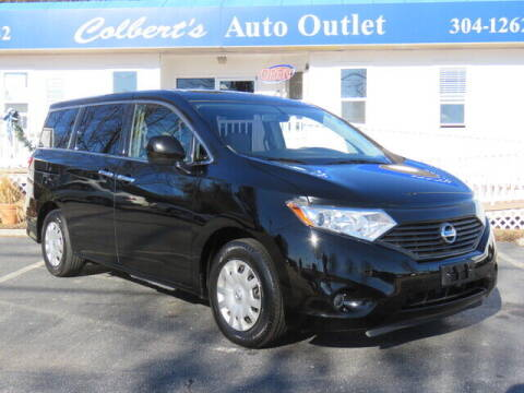 2014 Nissan Quest for sale at Colbert's Auto Outlet in Hickory NC