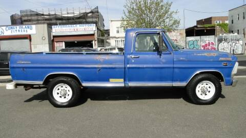 1968 Ford Ranger 250 for sale at AFFORDABLE MOTORS OF BROOKLYN - Inventory in Brooklyn NY
