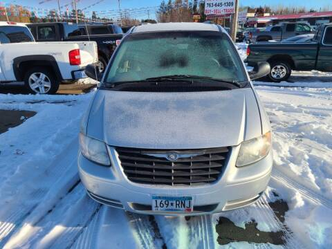 2007 Chrysler Town and Country for sale at Rum River Auto Sales in Cambridge MN