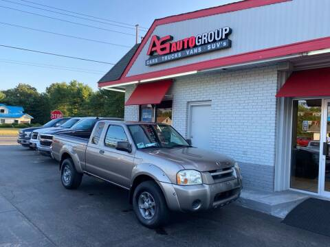 2004 Nissan Frontier for sale at AG AUTOGROUP in Vineland NJ