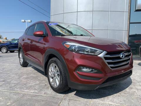 2017 Hyundai Tucson for sale at Berge Auto in Orem UT