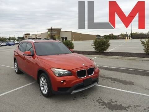2013 BMW X1 for sale at INDY LUXURY MOTORSPORTS in Fishers IN