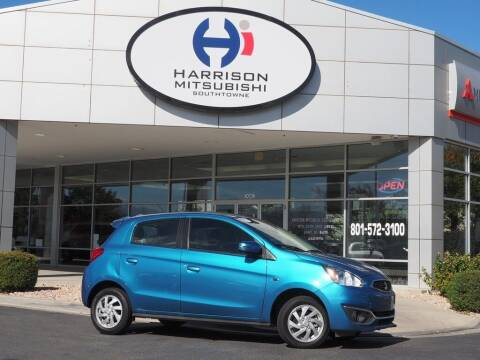 2018 Mitsubishi Mirage for sale at Harrison Imports in Sandy UT