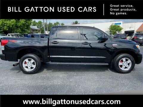 2011 Toyota Tundra for sale at Bill Gatton Used Cars in Johnson City TN