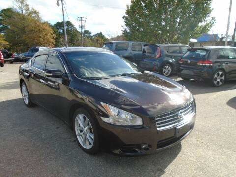 2011 Nissan Maxima for sale at Premium Auto Brokers in Virginia Beach VA