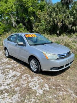2010 Ford Focus for sale at Ideal Motors in Oak Hill FL