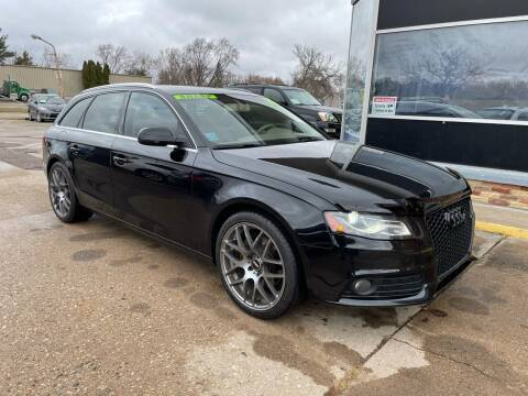 2010 Audi A4 for sale at River Motors in Portage WI