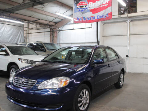 2007 Toyota Corolla for sale at FUN 2 DRIVE LLC in Albuquerque NM