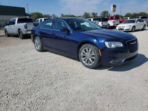 2015 Chrysler 300 for sale at Frieling Auto Sales in Manhattan KS