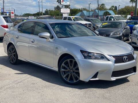 2014 Lexus GS 350 for sale at Marvin Motors in Kissimmee FL