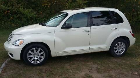 2007 Chrysler PT Cruiser for sale at Expressway Auto Auction in Howard City MI