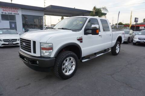 2008 Ford F-350 Super Duty for sale at Industry Motors in Sacramento CA