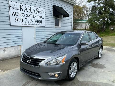 2014 Nissan Altima for sale at Karas Auto Sales Inc. in Sanford NC