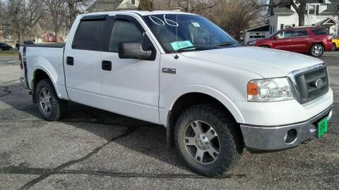 2006 Ford F-150 for sale at Unzen Motors in Milbank SD