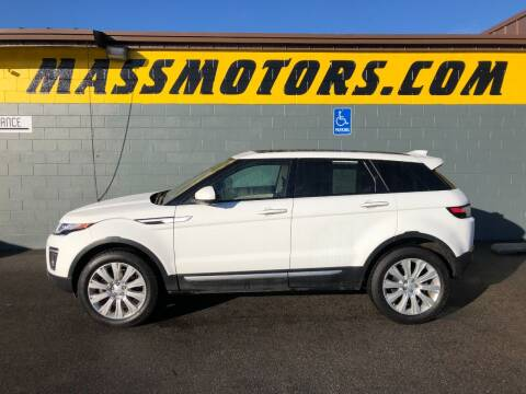 2017 Land Rover Range Rover Evoque for sale at M.A.S.S. Motors - Fairview in Boise ID
