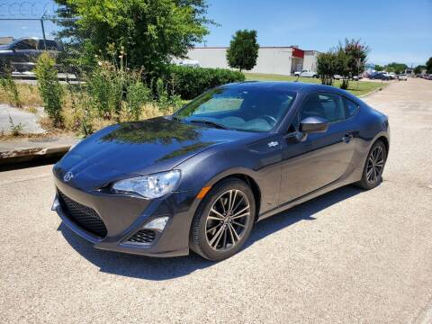 2013 Scion FR-S for sale at DFW Autohaus in Dallas TX
