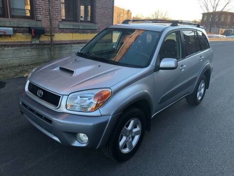 2005 Toyota RAV4 for sale at Tony Luis Auto Sales & SVC in Cumberland RI