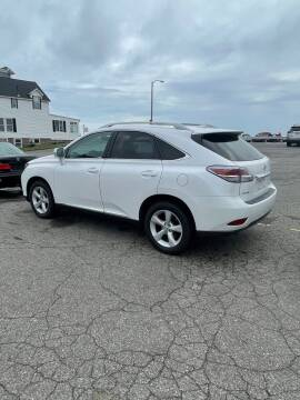 2013 Lexus RX 350 for sale at Dave's Garage Inc in Hampton NH