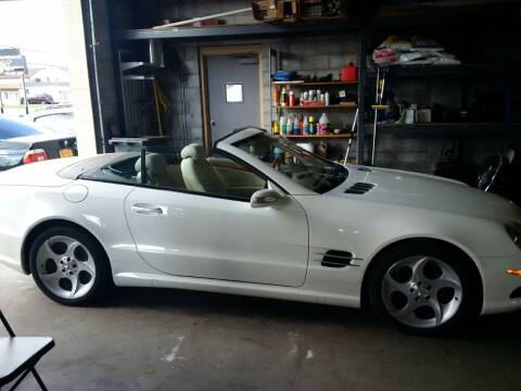 2005 Mercedes-Benz SL-Class for sale at CARS PLUS MORE LLC in Cowan TN