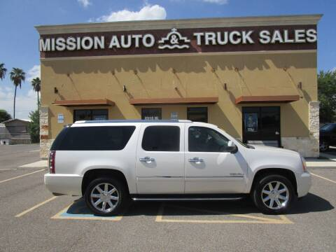 2011 GMC Yukon XL for sale at Mission Auto & Truck Sales, Inc. in Mission TX