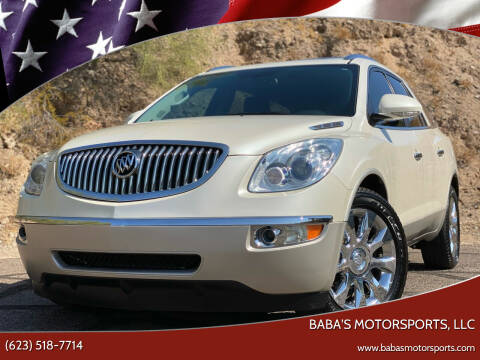 2011 Buick Enclave for sale at Baba's Motorsports, LLC in Phoenix AZ