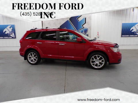 2014 Dodge Journey for sale at Freedom Ford Inc in Gunnison UT