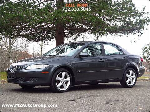 2004 Mazda MAZDA6 for sale at M2 Auto Group Llc. EAST BRUNSWICK in East Brunswick NJ