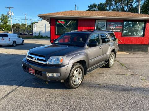 2005 Toyota 4Runner for sale at Big Red Auto Sales in Papillion NE