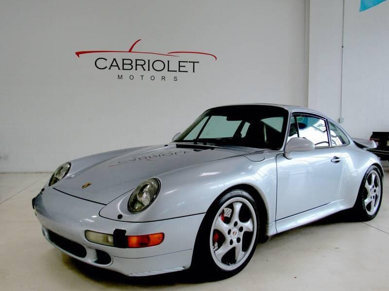 1996 Porsche 911 for sale at Cabriolet Motors in Morrisville NC