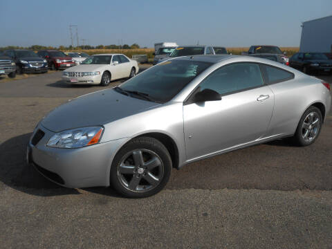 2007 Pontiac G6 for sale at Salmon Automotive Inc. in Tracy MN