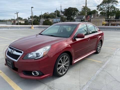 2013 Subaru Legacy for sale at JG Auto Sales in North Bergen NJ