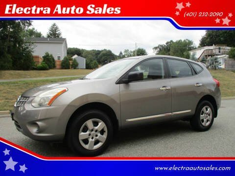 2011 Nissan Rogue for sale at Electra Auto Sales in Johnston RI