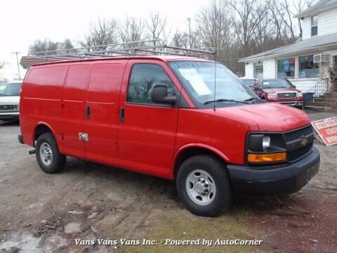 2014 Chevrolet Express Cargo for sale at Vans Vans Vans INC in Blauvelt NY
