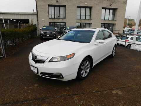 2014 Acura TL for sale at Paniagua Auto Mall in Dalton GA