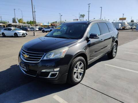 2015 Chevrolet Traverse for sale at California Motors in Lodi CA
