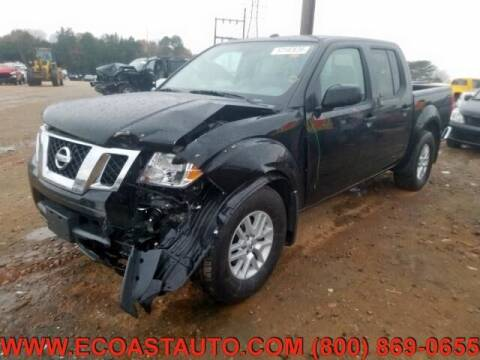 2018 Nissan Frontier for sale at East Coast Auto Source Inc. in Bedford VA
