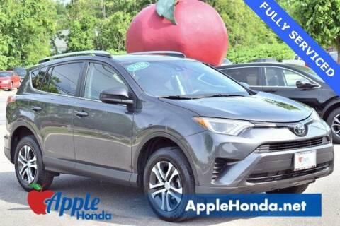 2018 Toyota RAV4 for sale at APPLE HONDA in Riverhead NY