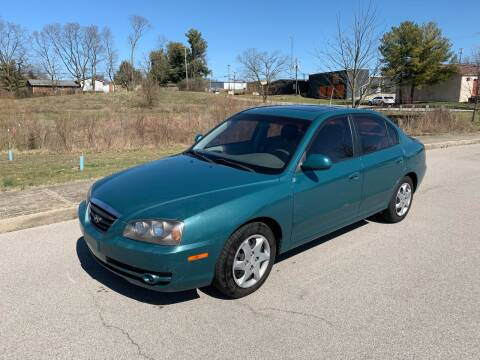2006 Hyundai Elantra for sale at Abe's Auto LLC in Lexington KY